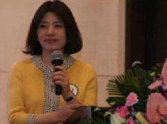 韩国营养师协会任景淑会长:《韩国营养师发展历程与现状分享》