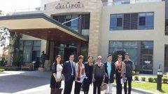 魏跃院长访问澳大利亚RSL Life Care养老中心