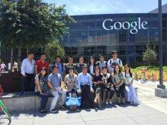 魏跃院长访问Google公司